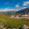 parc national vanoise montagne