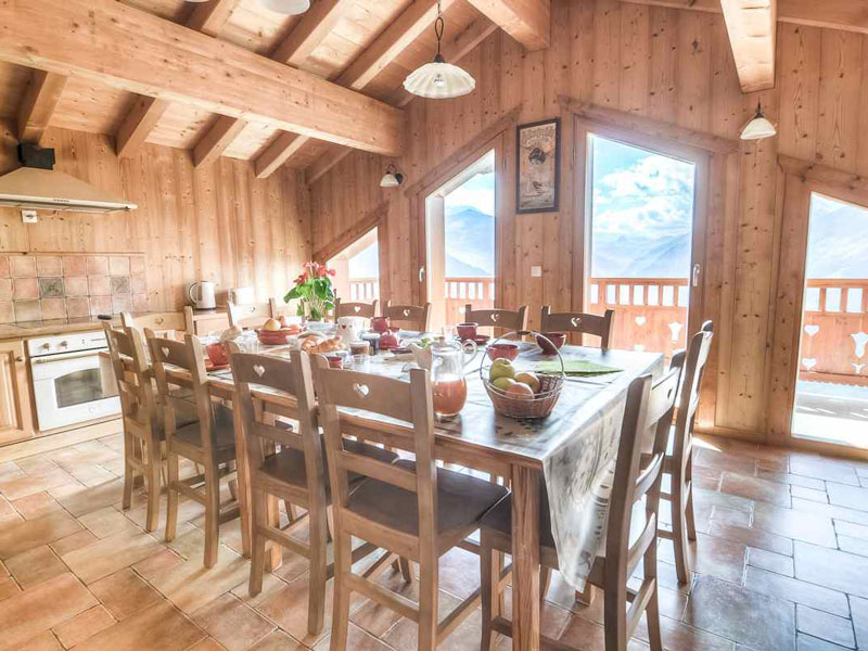 location chalet groupe rosiere
