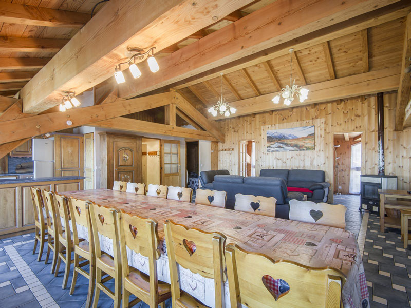 location appartement 13 personnes rosiere