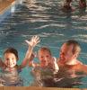 famille piscine rosiere